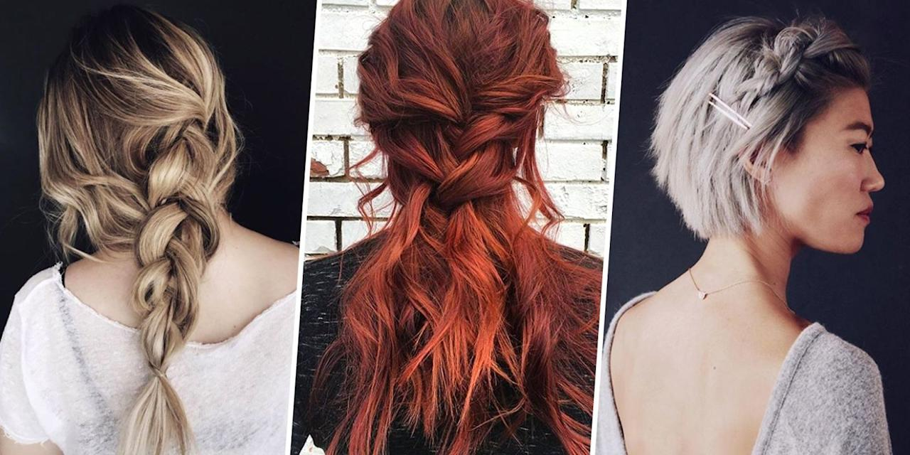 simple hair styles 8 beautifully easy braids 1537