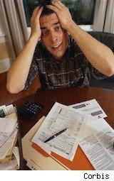 guy freaking out about taxes -tax changes