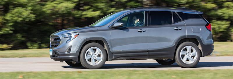 Redesigned 2018 Gmc Terrain Feels Like A Questionable Value