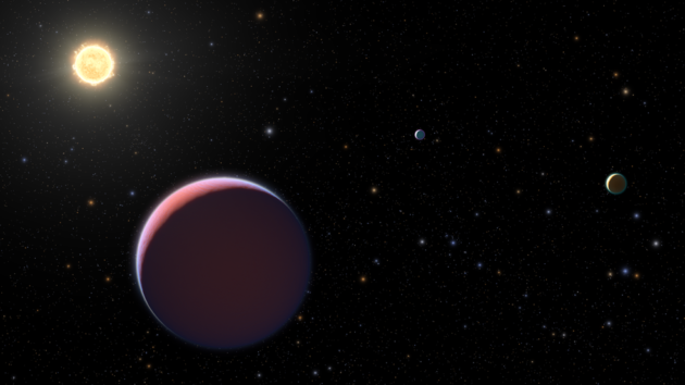 'Super-puffy' planets add cotton candy flavor to search for alien worlds