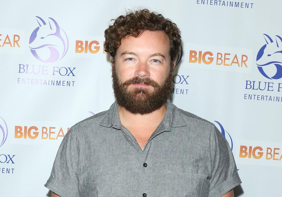 """WEST HOLLYWOOD, CA - SEPTEMBER 19:  Actor Danny Masterson attends the premiere of """"Big Bear"""" at The London Hotel on September 19, 2017 in West Hollywood, California.  (Photo by Paul Archuleta/FilmMagic)"""