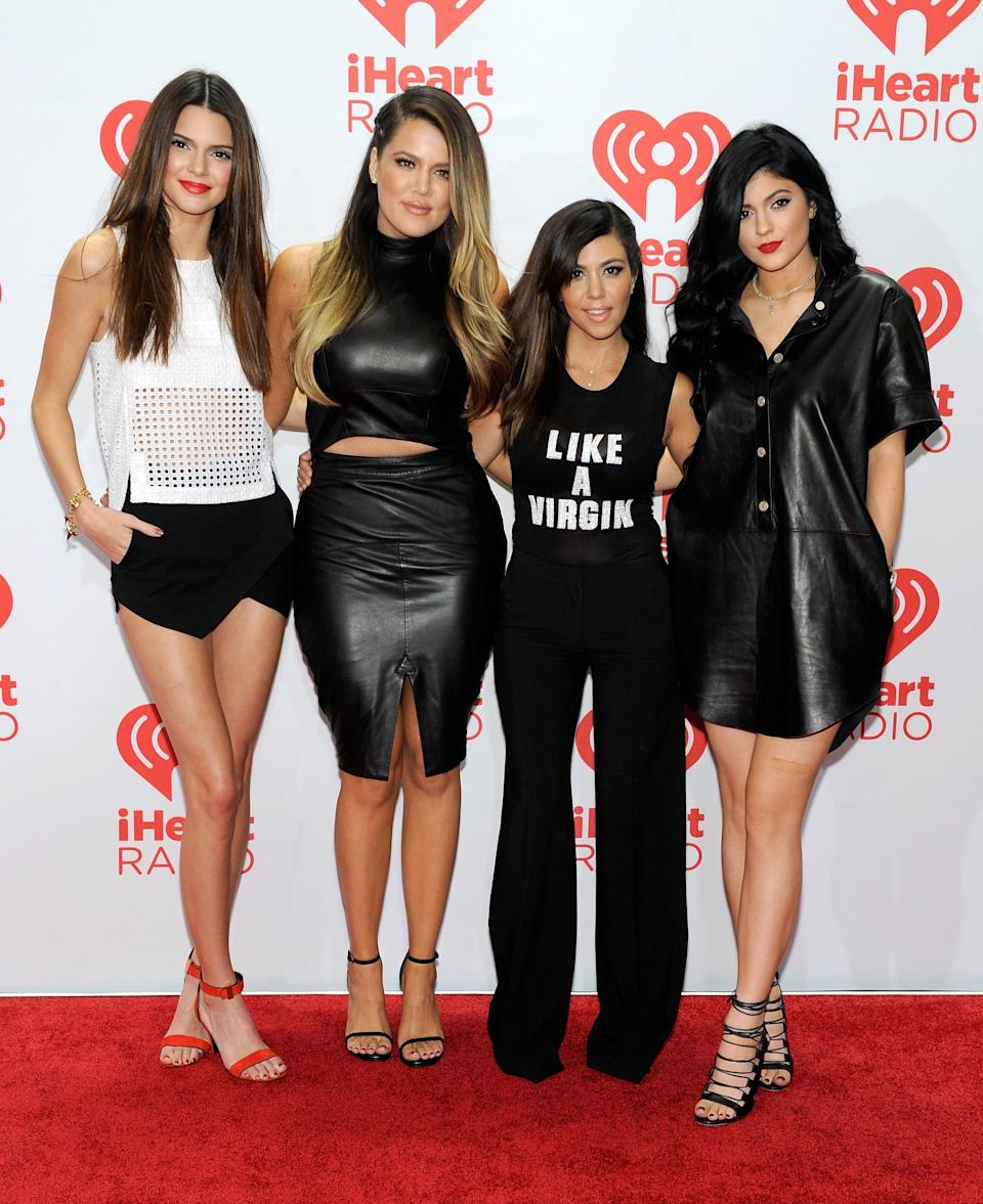 <p>2013 was also the year of asymmetrical cutouts, leather outfits, and strappy sandals.</p>