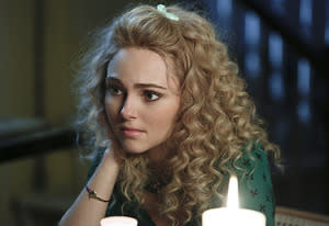 AnnaSophia Robb  | Photo Credits: Patrick Harbron/The CW