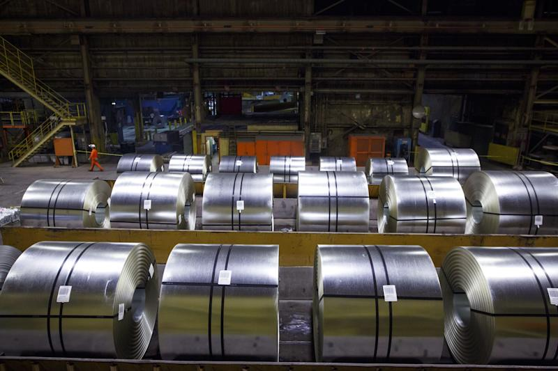 Canadian Railway Strike Disrupts Steel, Copper Trade With U.S.