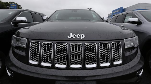 Survivor. The Jeep Cherokee could probably find a home in any automaker's lineup. Photo by AP Photo/Charles Krupa.