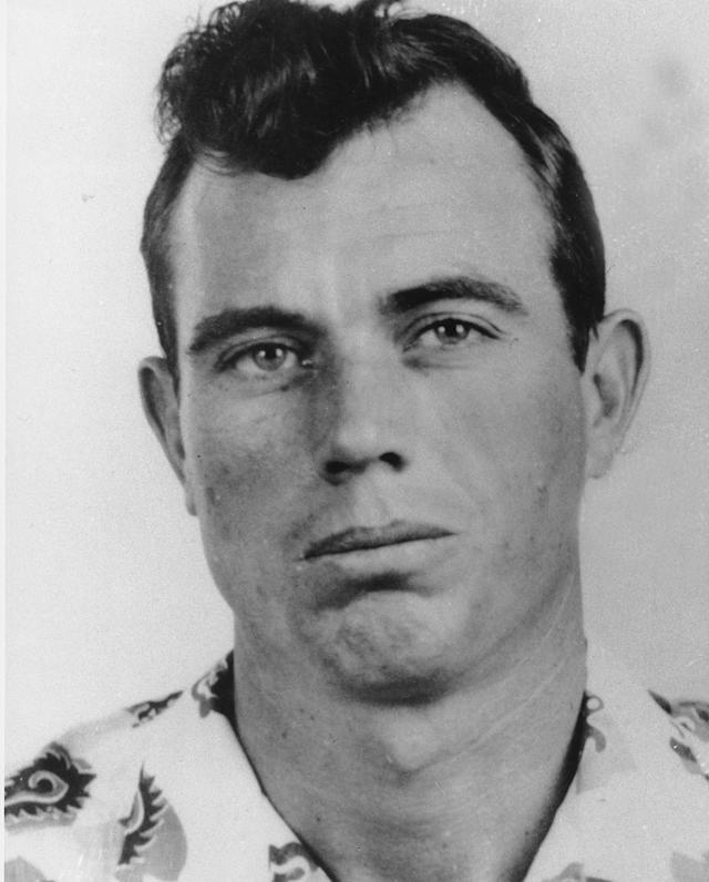 <p>This is an undated photo of J.D. Tippit, a member of the Dallas Police Department who was killed while looking for the alleged assassin of President John F. Kennedy in a Dallas theater on Nov. 22, 1963. Police arrested Lee Harvey Oswald in the theatre and filed murder charges against him in connection with Tippit's death. (Photo: AP) </p>
