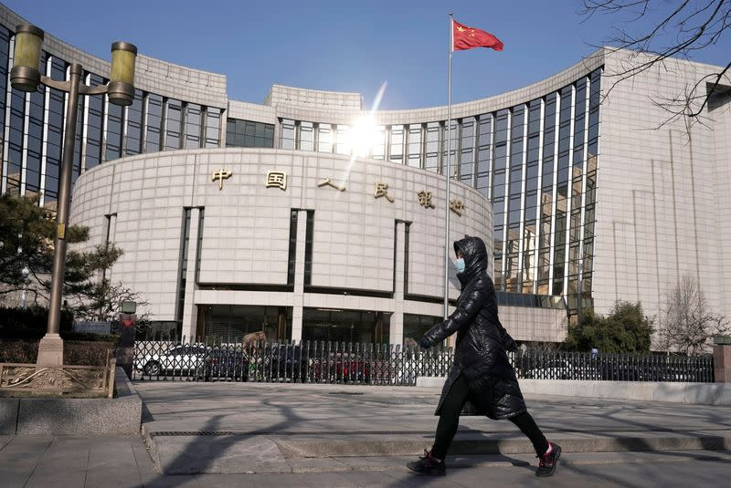 China's central bank says lenders to tolerate higher bad loans to support virus-hit firms