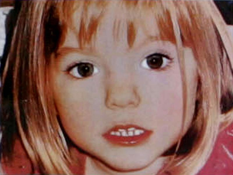 Madeleine McCann: Getty
