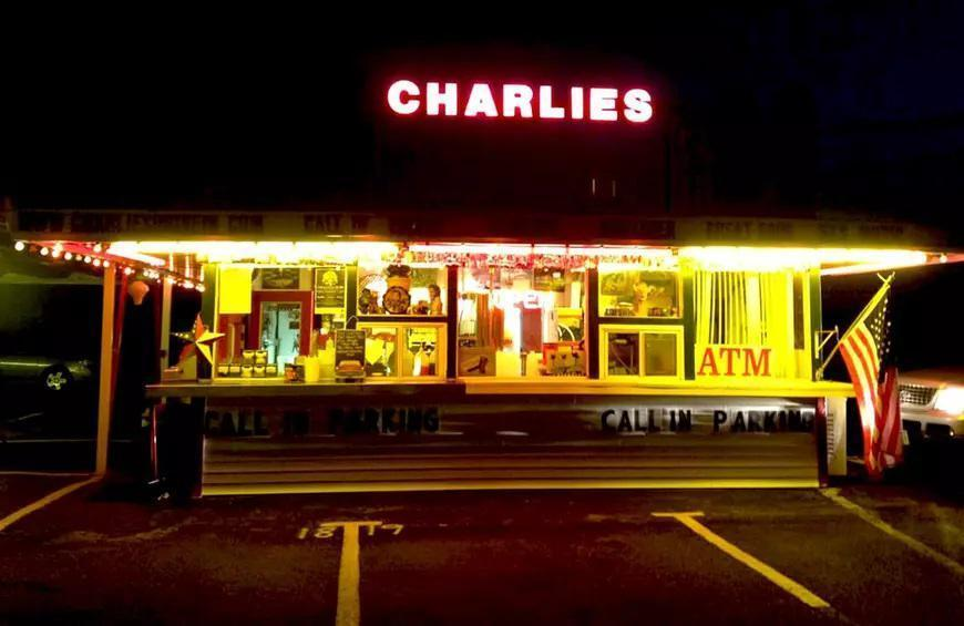 """<p>Nothing says summertime in Hortonville, Wisconsin, like a meal at Charlie's Drive-In. For over 50 years, this slice of Americana has been serving up <a href=""""https://www.thedailymeal.com/entertain/signs-youre-from-the-midwest?referrer=yahoo&category=beauty_food&include_utm=1&utm_medium=referral&utm_source=yahoo&utm_campaign=feed"""" rel=""""nofollow noopener"""" target=""""_blank"""" data-ylk=""""slk:Midwestern classics"""" class=""""link rapid-noclick-resp"""">Midwestern classics</a> like fried mushrooms, cheese curds, hot dogs and burgers. Playing into the vintage vibes of a drive-in restaurant, Charlie's will hold classic car nights throughout the summer season.</p>"""