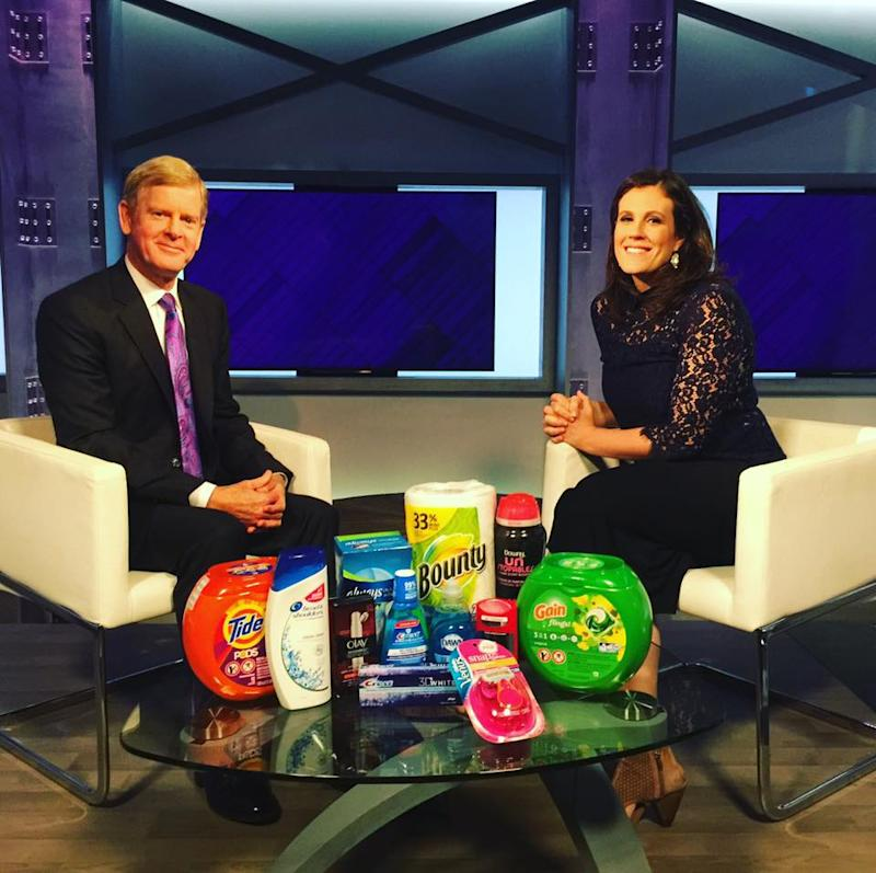 Yahoo Finance markets correspondent sits down with P&G Chairman and CEO David Taylor