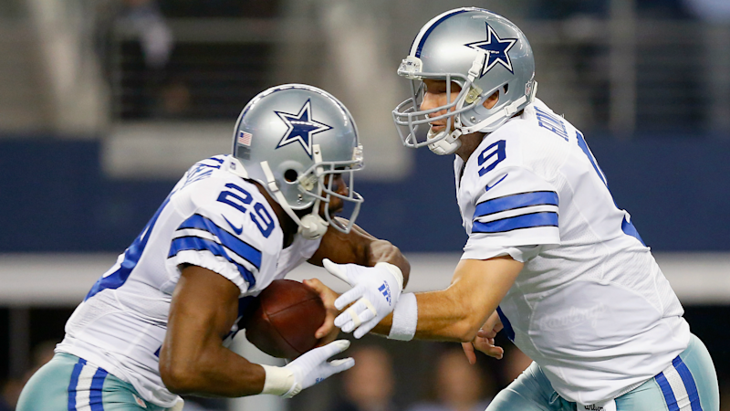 Former Cowboy DeMarco Murray thinks Tony Romo 'still has something left'