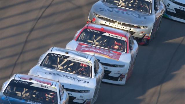 Extended Highlights: Tyler Reddick wins Xfinity Series race at Las Vegas