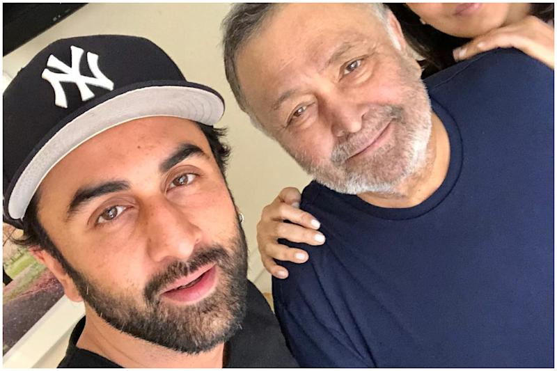 There was No Time to React, Says Rishi Kapoor on His Treatment in New York