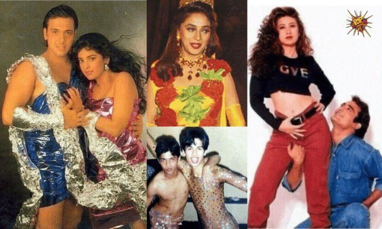These Absolutely Bizarre & Weird Photos Of Bollywood Actors Will Definitely Make You Cringe!