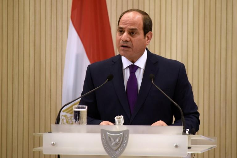 Egyptian President Abdel Fattah al-Sisi has cracked down on dissent in the past years