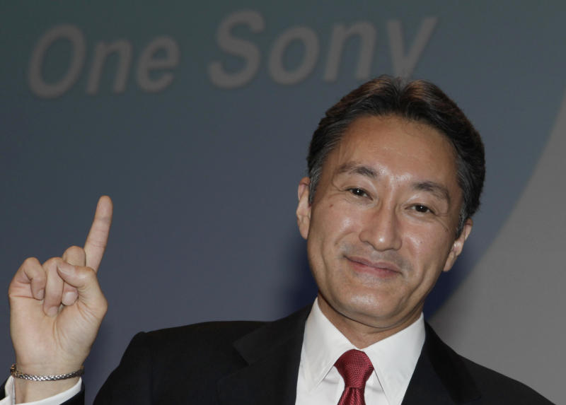 News Summary: New Sony president gets OK
