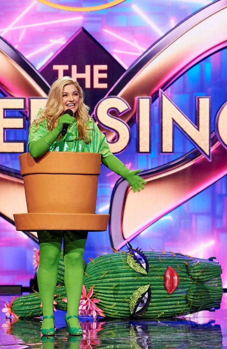 Lucy Durack as The Cactus