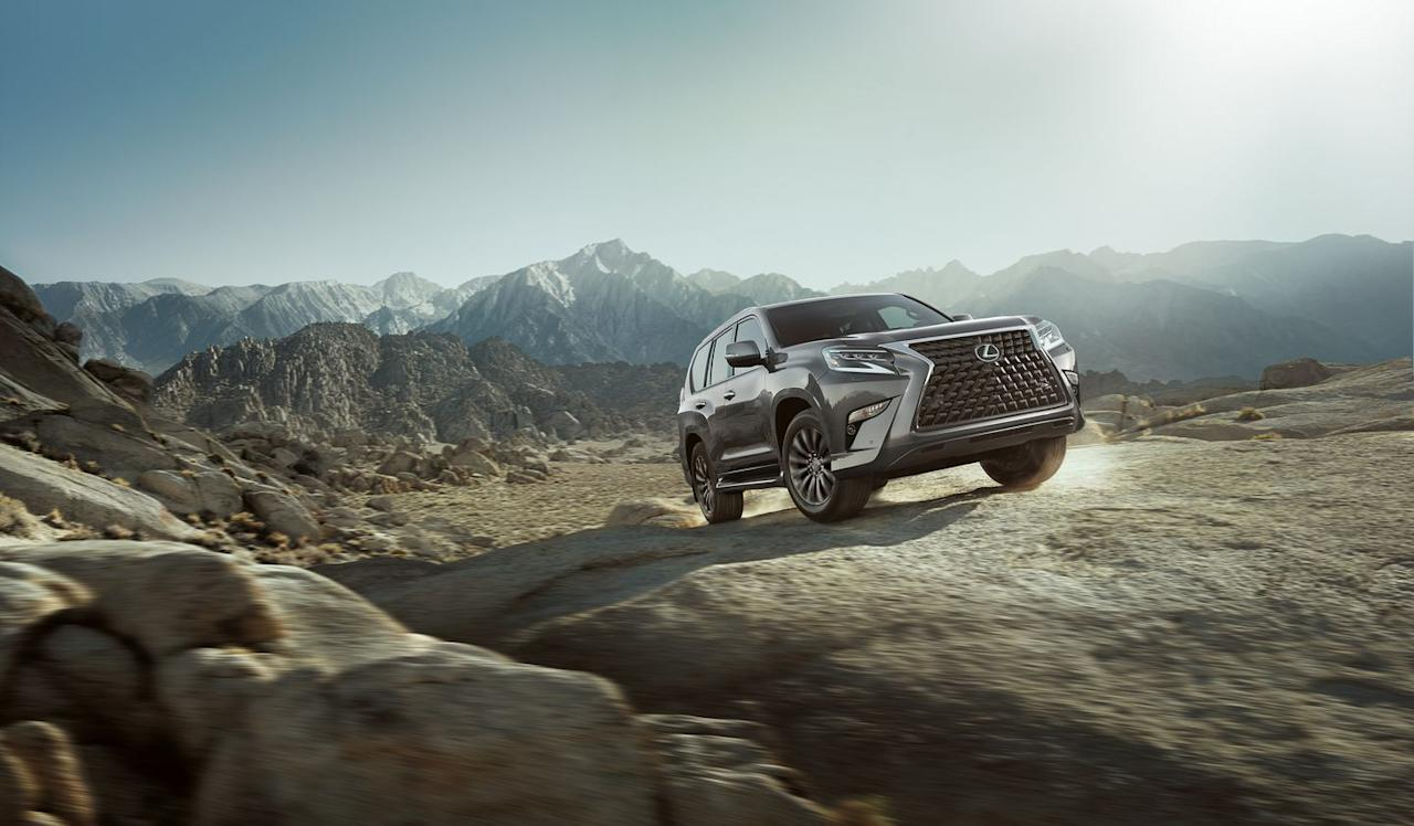 View Photos of the 2020 Lexus GX