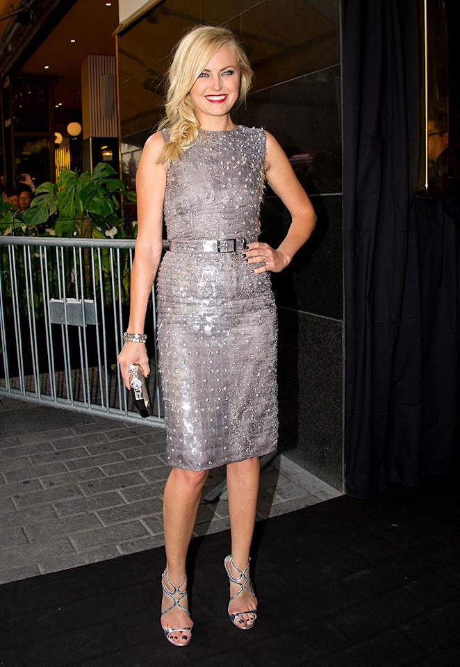"<a target=""_blank"" href=""http://movies.yahoo.com/movie/rock-of-ages/"">""Rock of Ages""</a> may have bombed at the U.S. box office over the weekend, but co-star Malin Akerman did the exact opposite at the Stockholm premiere of the critically-derided dud. Dressed in Alberta Ferretti and House of Lavande jewels, the budding fashionista proved that she's one to watch on the red carpet this summer. (6/14/2012)"