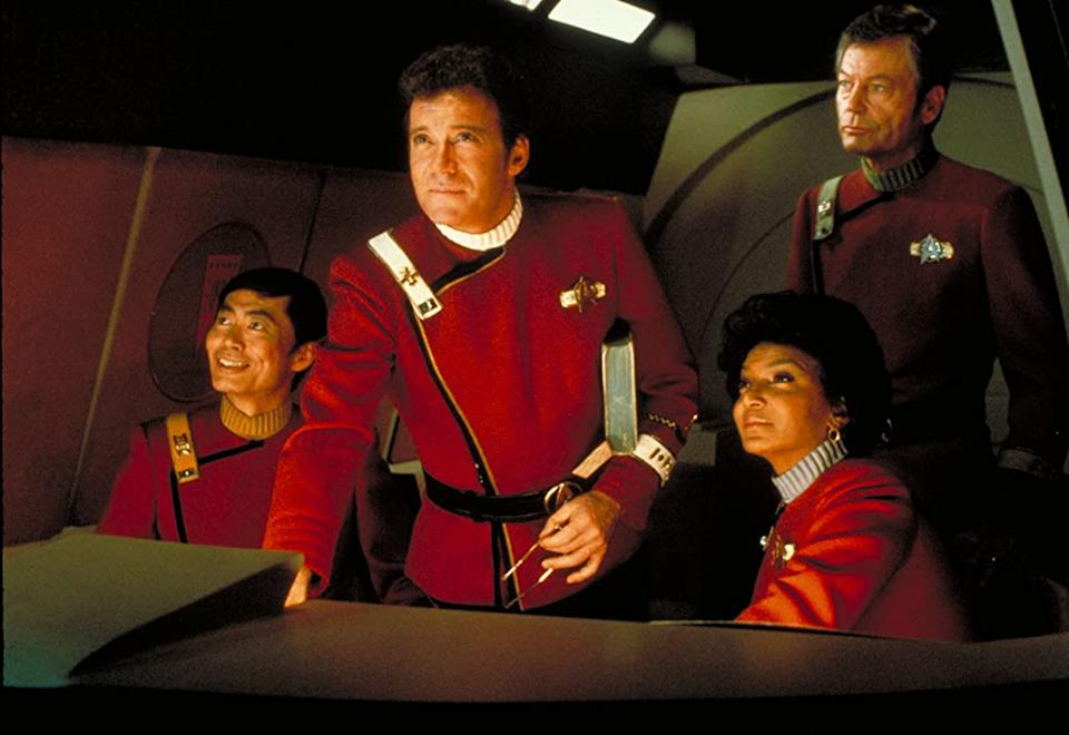 Wrath of Khan – one of the best sci-fi movies of all time