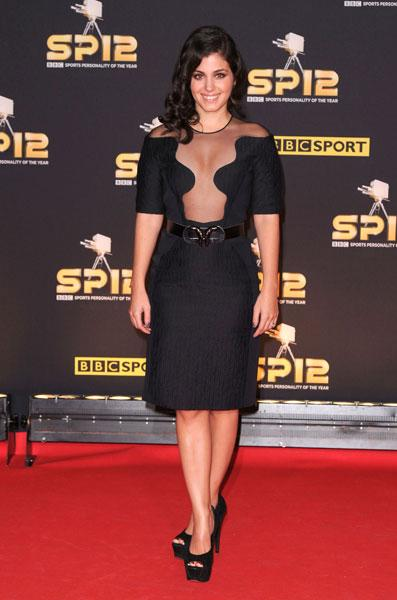 "<b>LBDs with a twist: Katie Melua, Dec 2012 </b><br><br>The singer showed off her assets in this black mini dress with mesh detail at the <a target=""_blank"" href=""http://uk.lifestyle.yahoo.com/photos/top-10-best-dressed-at-the-bbc-sports-personality-of-the-year-awards-slideshow/"">SPOTY awards</a>.<br><br>© Rex"