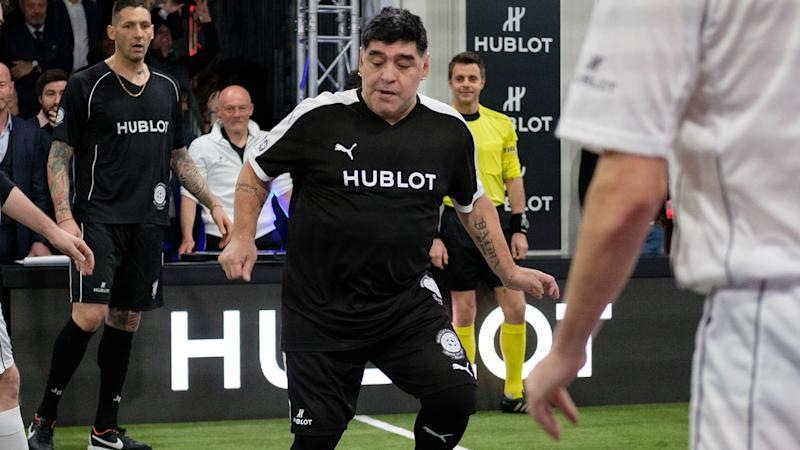 Maradona: Messi doesn't have to prove anything