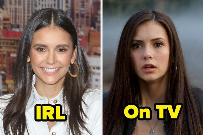 """<div><p>""""I love Nina, but Elena was so annoying! She made everything about herself. She was really self-centered and whiny. I can't think of a single episode where she didn't cry except in Season 7. Nina rocks, tho.""""</p><p>—<a href=""""https://www.buzzfeed.com/iiunixiiii"""" rel=""""nofollow noopener"""" target=""""_blank"""" data-ylk=""""slk:iiunixiiii"""" class=""""link rapid-noclick-resp"""">iiunixiiii</a></p></div><span> Getty Images / The CW / Everett Collection</span>"""