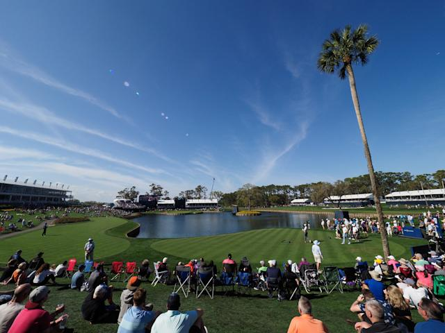 After just one round, the PGA Tour has called off The Players Championship. (David Rosenblum/Icon Sportswire/Getty Images)