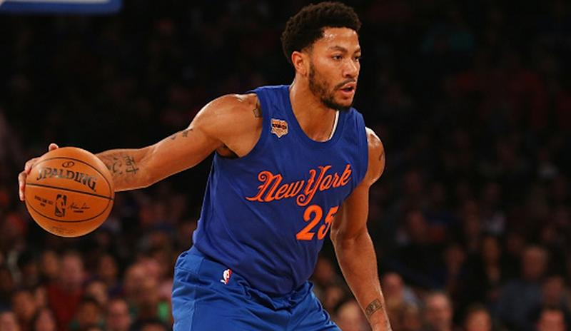 86fe628a01b New York Knicks News: Derrick Rose Is Missing And The Knicks Have No ...