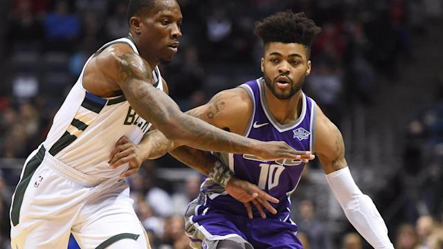 After two seasons with the Kings, Frank Mason has found a new team.