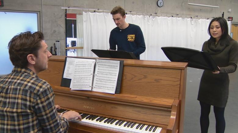 Sheridan music theatre program hopes for more hits to follow Come From Away