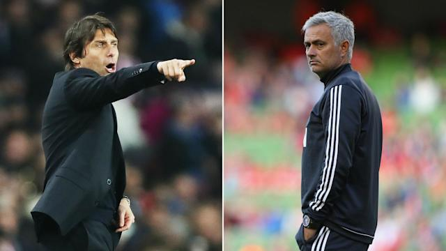 Antonio Conte and Jose Mourinho are fighting for an Italian wonderkid