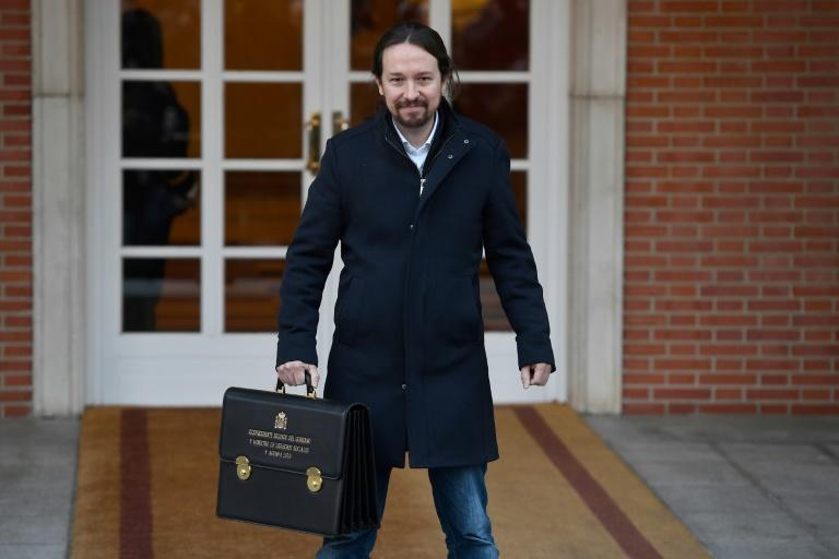 Pablo Iglesias and many of his lawmakers have often broken sartorial norms when it comes to politics, happy to turn up to work in jeans