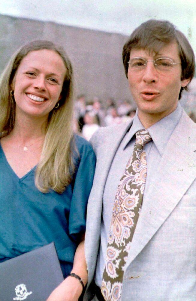 Kathie and Robert Durst | HBO