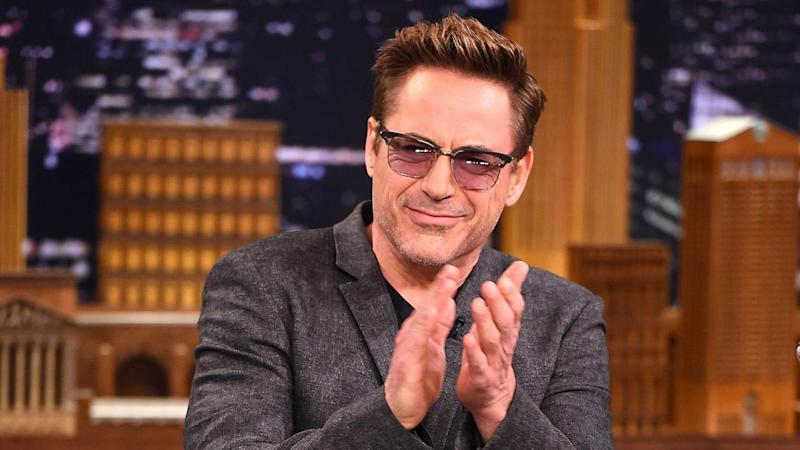 Robert Downey Jr. Confirms Gwyneth Paltrow Will Appear in 'Avengers: Infinity War' -- See the Pic!