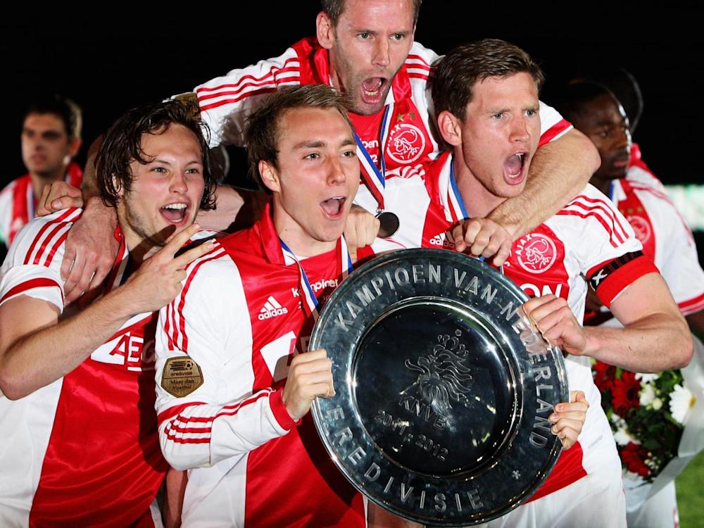 Blind enjoyed a highly successful seven seasons at Ajax (Getty)