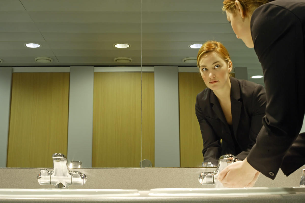 Workers are particularly keen for their colleagues to wash their hands. (Getty Images)