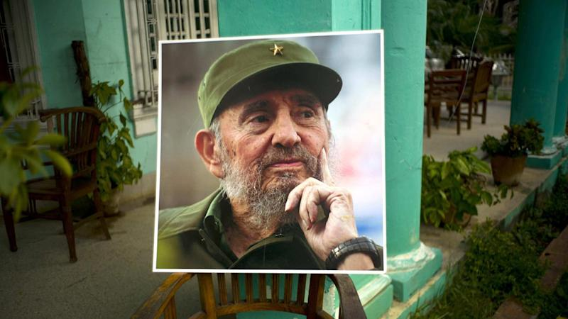 Cubans to pay tribute to Fidel Castro