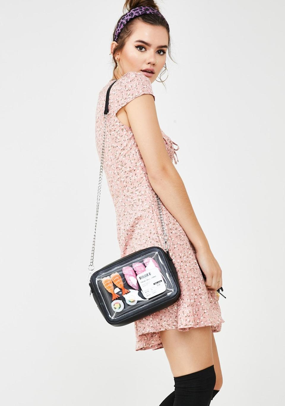 <p>This <span>Freak Roll Combo Crossbody Bag</span> ($36, originally $48) will go with any outfit.</p>
