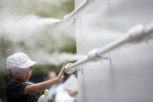 Tokyo organisers had put several measures in place to beat the heat