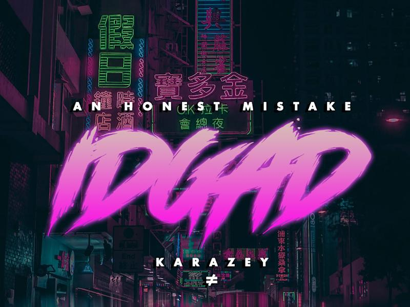 """An Honest Mistake is releasing """"I Don't Give A Damn (Karazey Remix)"""" this Friday!"""
