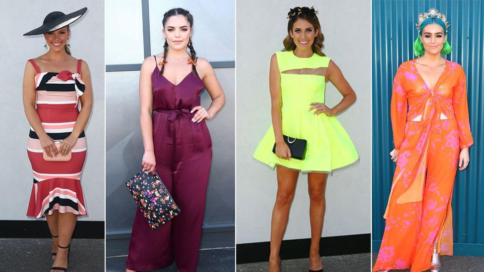 <p>Best and worst dressed Stakes Day</p>