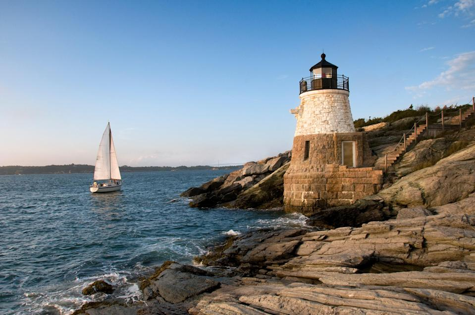 Rhode Island recently exempted vaccinated travelers from state entry requirements.