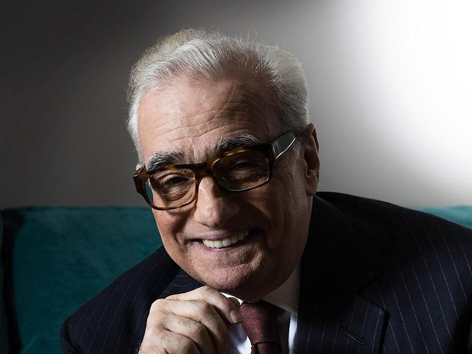 Martin Scorsese says he's 'thrilled' to start work on 'Killers of the Flower Moon'Getty Images