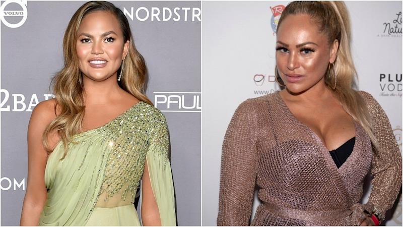Chrissy Teigen Reacts to Birthday Shout-Out From Her Favorite Reality Star, '90 Day Fiance's Darcey Silva