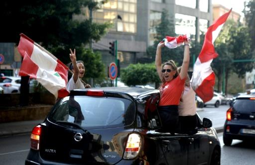 Thousands of university and high school students demonstrated across Lebanon on Thursday