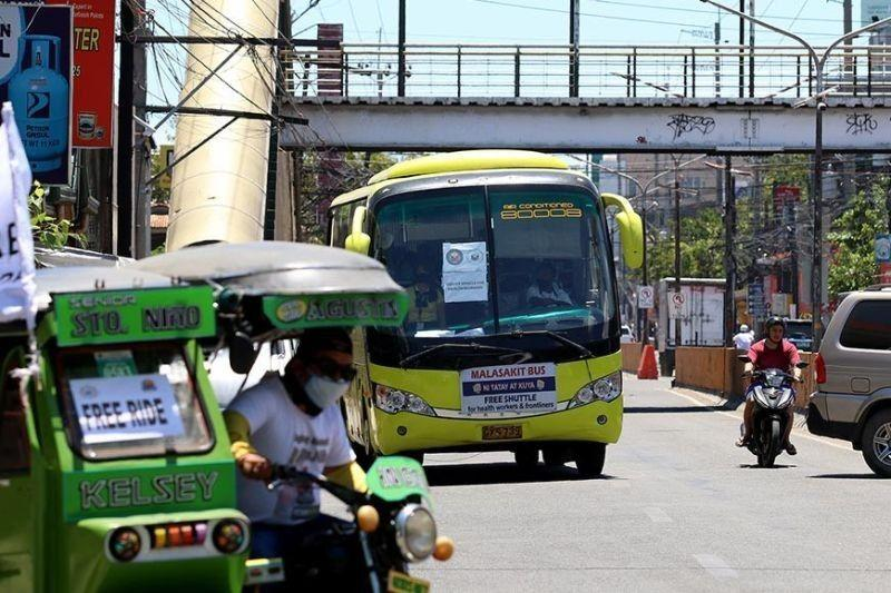 LTFRB to PUV operators: Do not charge for bus cards