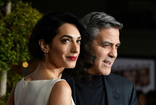Clooneys donate $1 mn to combat hate groups after Charlottesville