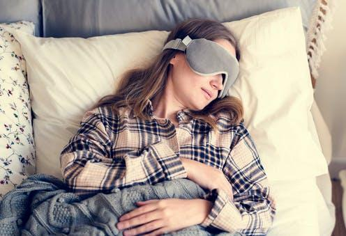 """<span class=""""caption"""">Short and long naps both have benefits.</span> <span class=""""attribution""""><a class=""""link rapid-noclick-resp"""" href=""""https://www.shutterstock.com/image-photo/caucasian-woman-sleeping-bed-1115266718"""" rel=""""nofollow noopener"""" target=""""_blank"""" data-ylk=""""slk:Rawpixel.com/ Shutterstock"""">Rawpixel.com/ Shutterstock</a></span>"""