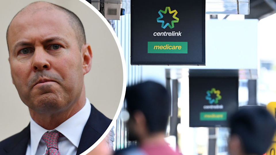 Centrelink recipients won't get any cash boost from Budget 2021. (Source: Getty)